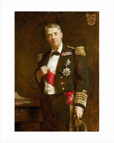 Admiral Sir John Fisher (1841-1920) by Arthur Stockdale Cope