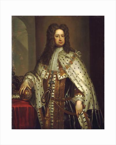 George I (1660-1727) by Godfrey Kneller