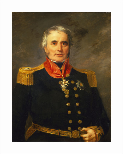 Rear-Admiral Sir James Alexander Gordon (1782-1869) by Andrew Morton