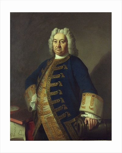 Rear-Admiral Sir Thomas Graves (1680-1755) by British School