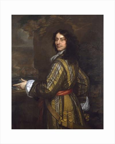 Flagmen of Lowestoft: Admiral Sir John Harman (d. 1763) by Peter Lely