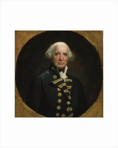 Royal Navy: Admiral Richard Howe, 1st
