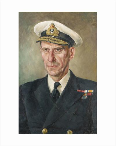 Rear-Admiral Sir Kenneth Alexander Ingleby-Mackenzie (1892-1961) by Leslie Cole