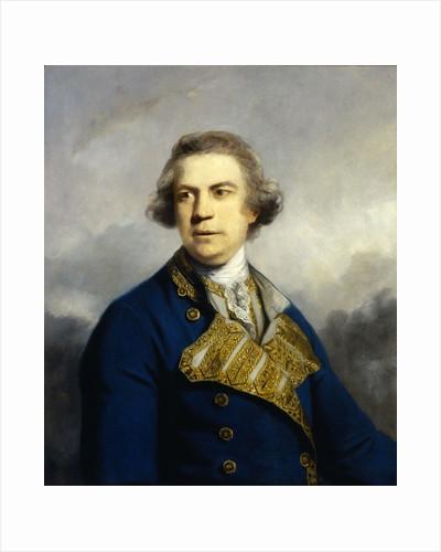 Admiral Augustus Keppel (1725-1786) by Joshua Reynolds