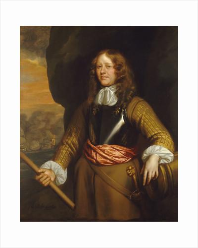 Flagmen of Lowestoft: Admiral Sir John Lawson (d.1665) by Peter Lely