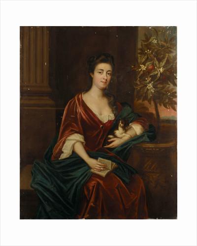 Lady Leake (1657-1709) by Mary Beale