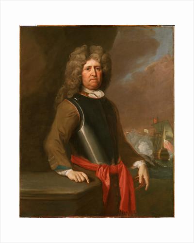 Rear-Admiral Sir John Munden (d.1719) by Michael Dahl