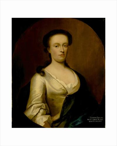 Catherine Nelson (1725-1767) by John Theodore Heins