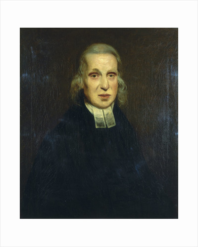 Reverend Edmund Nelson (1693-1747) by William Beechey