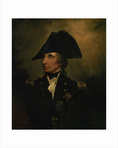Vice Admiral Horatio Nelson 1st Viscount 1758 1805 By Arthur
