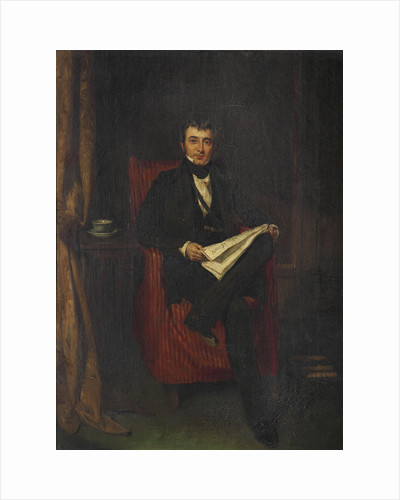 Captain William Stanway Parkinson (ca.1769-1838) by Sir George Hayter