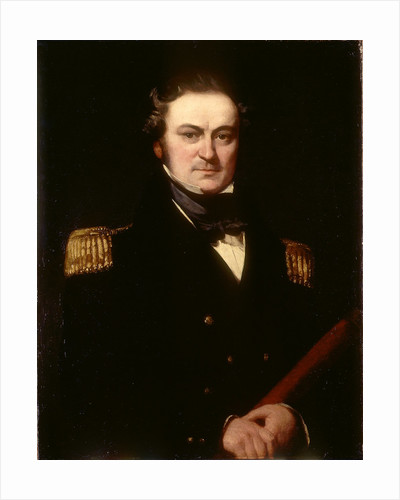 Captain Sir William Edward Parry by Charles Skottowe