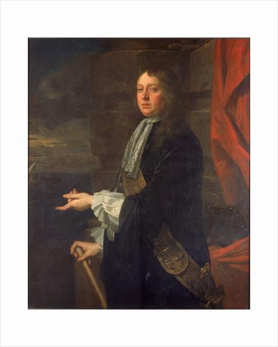 Flagmen of Lowestoft: Admiral Sir William Penn (1621-1670) by Peter Lely