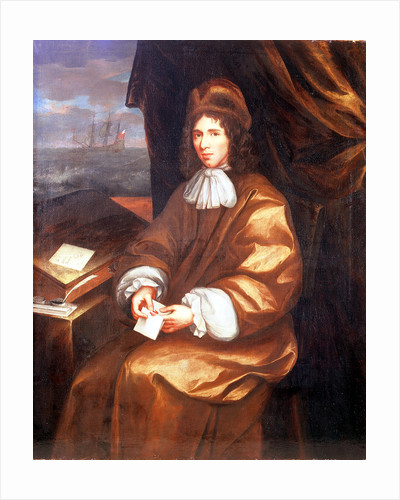 Charles Weston, 3rd Duke of Portland (1639-1665) by English School