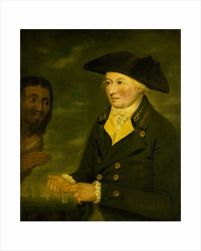 Captain Nathaniel Portlock (1747?-1817) by British School