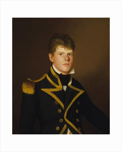 Captain Peter Rainier (1784-1836) by Thomas Hickey