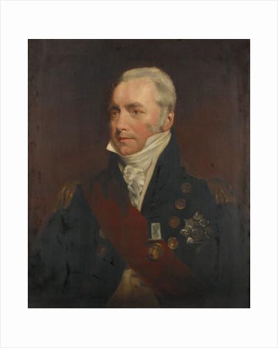 Vice-Admiral Sir Richard Goodwin Keats (1757-1834) by John Jackson