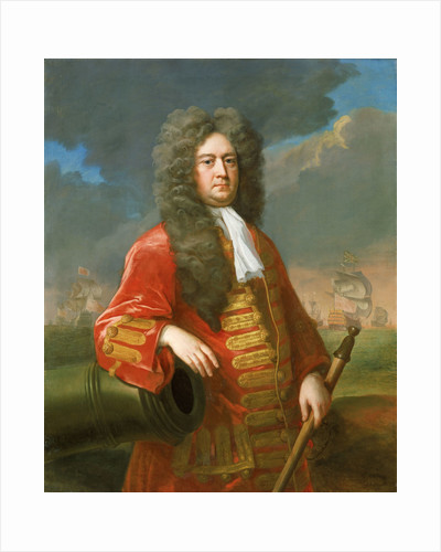 Admiral Sir George Rooke (1650-1709) by Michael Dahl