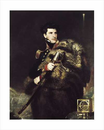 Commander James Clark Ross (1800-1862) by John R. Wildman