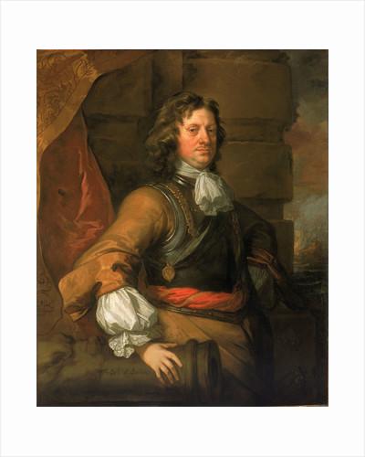 Flagmen of Lowestoft: Edward Montagu, 1st Earl of Sandwich (1625-1672) by Peter Lely