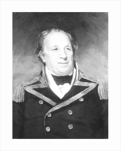 Captain John Schank (1740-1823) by unknown
