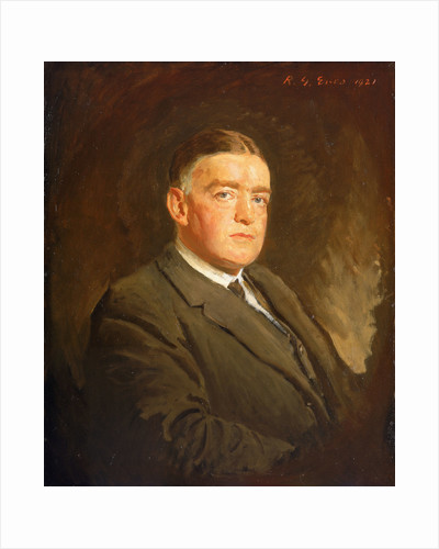 Sir Ernest Henry Shackleton (1874-1922) by Reginald Grenville Eves