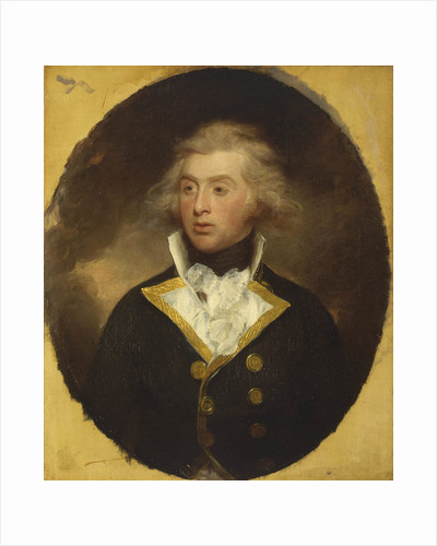 Captain Sir Robert Stopford Bt (1768-1847) by William Beechey