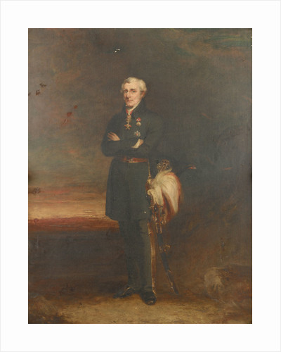Arthur Wellesley, 1st Duke of Wellington (1769-1852) by William Salter