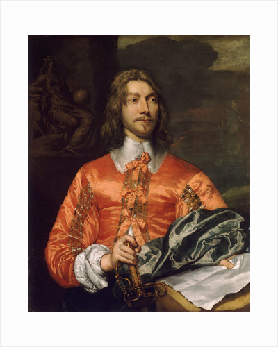 Portrait of a royalist by William Dobson