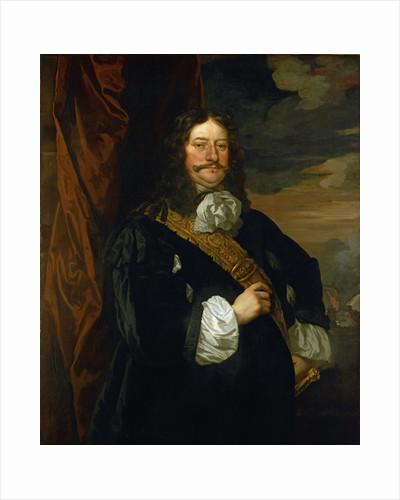Flagmen of Lowestoft: Vice-Admiral Sir Thomas Teddeman (1620-1668) by Peter Lely