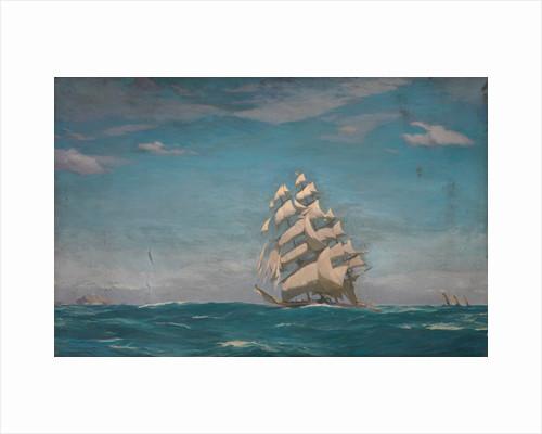 'Cutty Sark' (1869) by John Fraser