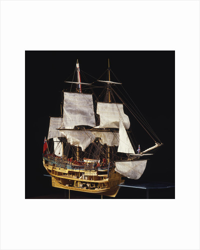 HM bark 'Endeavour' by Robert A. Lightley