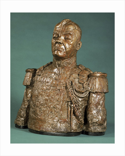 Admiral of the Fleet Sir John Arbuthnot Fisher (1841-1920), 1st Baron Fisher of Kilverstone by Jacob Epstein