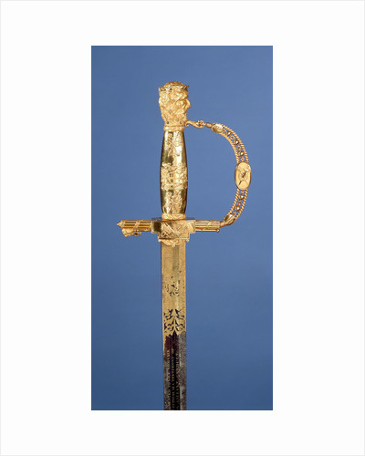 City of London presentation Sword by R. Rutherdon