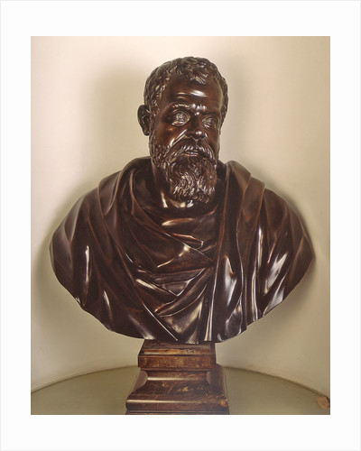 Galileo Galilei (1564-1642) by Lodovico Salvetti