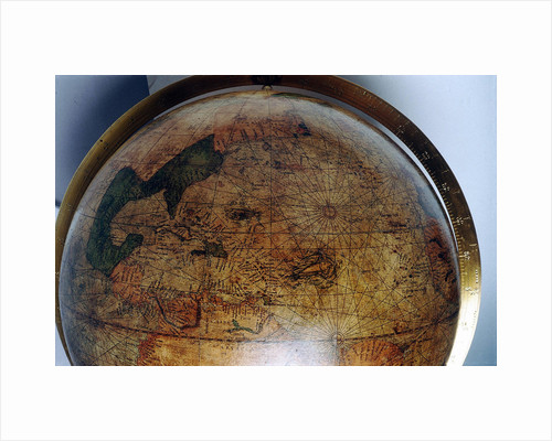 North America by Gerard Mercator