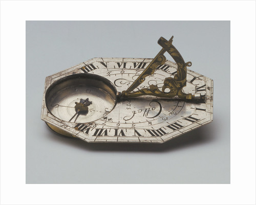 Butterfield Dial by Timothe Collet