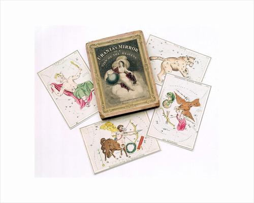 Urania's mirror, constellation cards by Sidney Hall