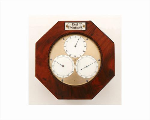 Marine timekeeper K3 by Larcum Kendall