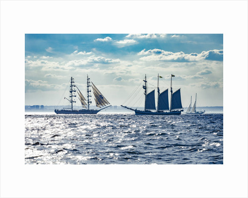 Sunderland tall ships race 2018 by Richard Sibley