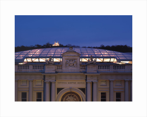 Stanhope entrance of National Maritime Museum, Greenwich by National Maritime Museum Photo Studio