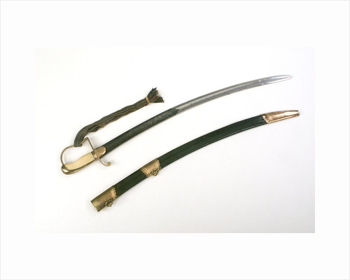 Light Cavalry-type sword by Hill & Yardley