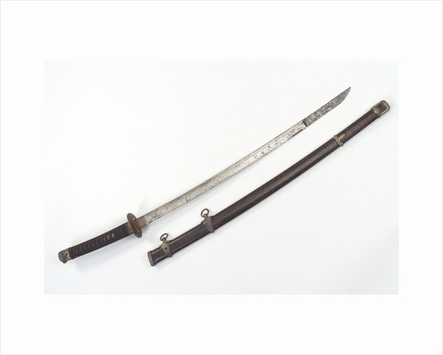 Tachi (sword) by unknown