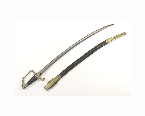 French sword by unknown