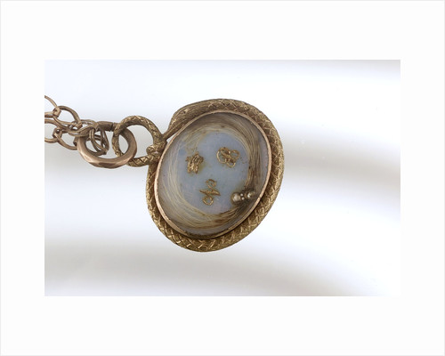 Locket - close up by unknown