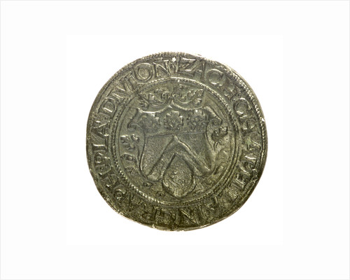 Counter commemorating Admiral Philippe Chabot, Comte de Charny (died 1543); reverse by unknown