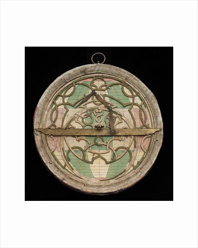 Astrolabe: mounted obverse by Nicolas Bion