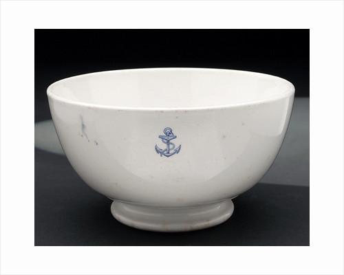 Earthenware bowl by Keeling & Co. Ltd.
