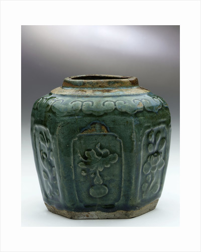 Ginger jar by unknown