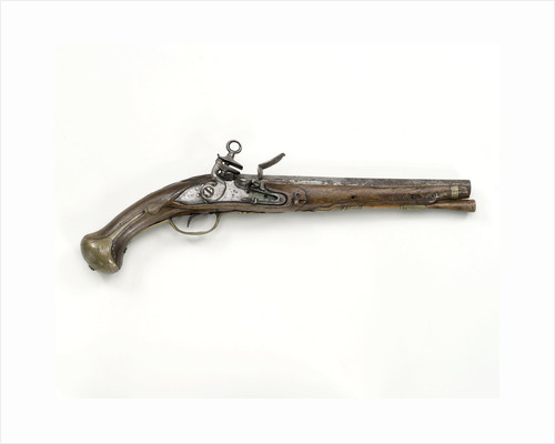 Pistol by unknown